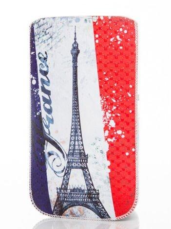 PARIS Etui na telefon WSUWKA posiasda wygodny pasek do wysunięcia telefonu