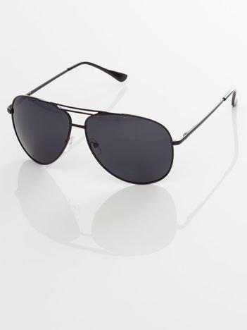 POLARYZACJA  okulary przeciwsłoneczne PILOTKI +GRATISY ( etui ,ściereczka)