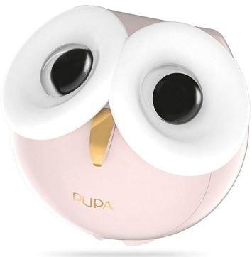 PUPA Owl Paleta do makijażu twarzy, oczu i ust 001 Warm Shades