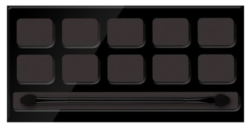 Paletka z aplikatorem do Palette Match System 10