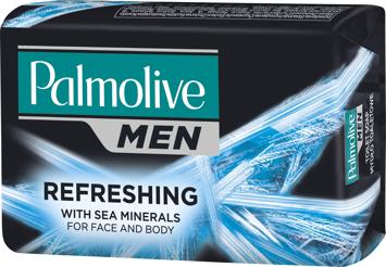 Palmolive Mydło w kostce Men Refreshing 90 g