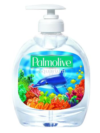 Palmolive Mydło w płynie z dozownikiem Aquarium 300 ml