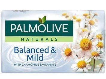 Palmolive Naturals Mydło w kostce Balanced & Mild Rumianek z Vitaminą E 90 g