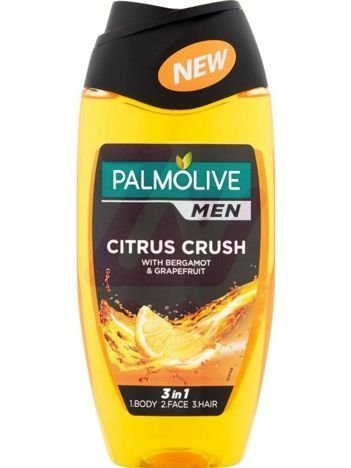 Palmolive Żel pod prysznic Men 3 w 1 Citrus Crush 250 ml