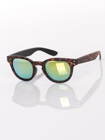Pantera okulary przeciwsłoneczne w stylu Vintage