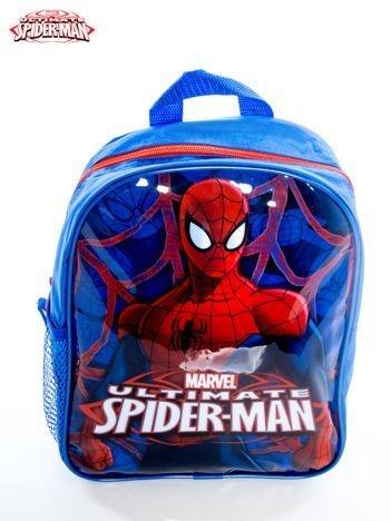 Plecak szkolny MARVEL ULTIMATE SPIDERMAN czerwono-niebieski