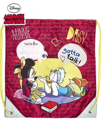 Plecak typu worek dla dziewczynki MINNIE MOUSE