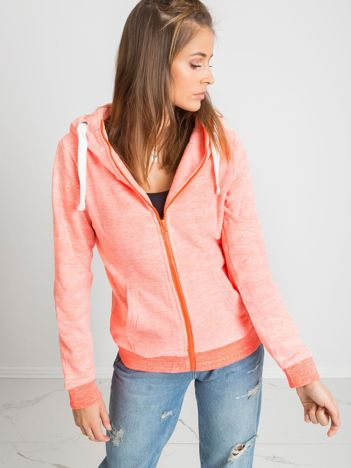 Pomarańczowa bluza Senorita