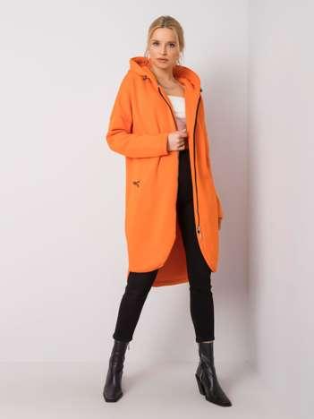 Pomarańczowa bluza Tina RUE PARIS