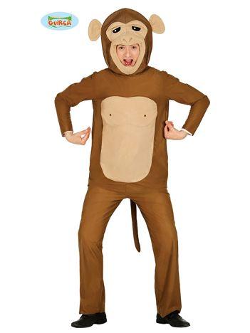 Przebranie dla dorosłych Małpa