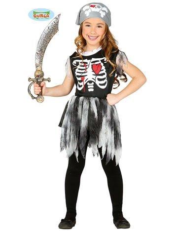Przebranie dla dziewczynki Piratka