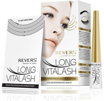REVERS LONG VITALASH Serum przyśpieszające wzrost rzęs 5 ml