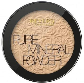 REVERS Mineral PURE Powder, Puder prasowany nr 03 9 g