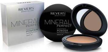 REVERS Mineral Perfect puder prasowany 02 8g