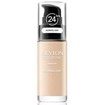REVLON ColorStay podkład z pompką do skóry normalnej i suchej z kompleksem SoftFlex 110 Ivory 30ml