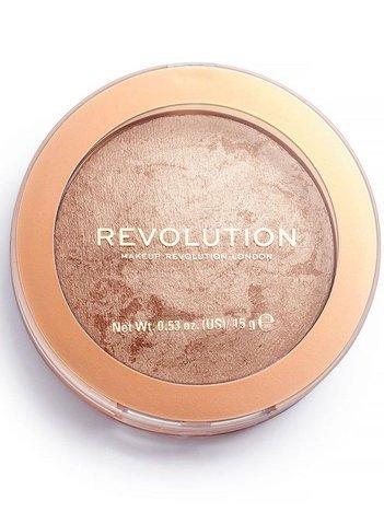 REVOLUTION Bronzer wypiekany Reloaded Holiday Romance 15 g