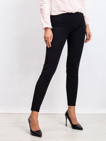 RUE PARIS Czarne spodnie Grace