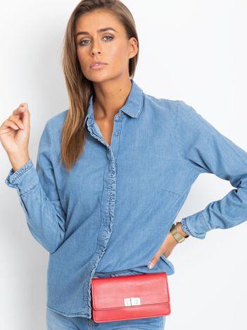RUE PARIS Niebieska koszula Agnes
