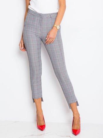 RUE PARIS Szare spodnie Company