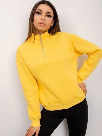 RUE PARIS Żółta bluza Ayla