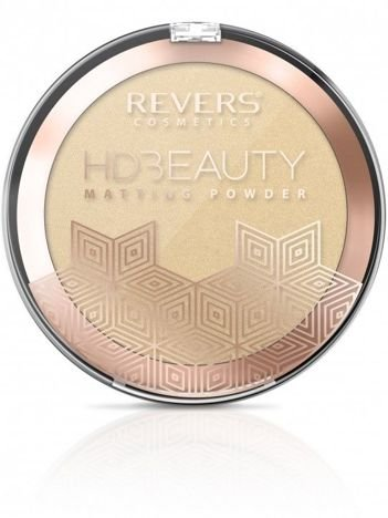Revers Puder matujący HD Beauty 03 9g