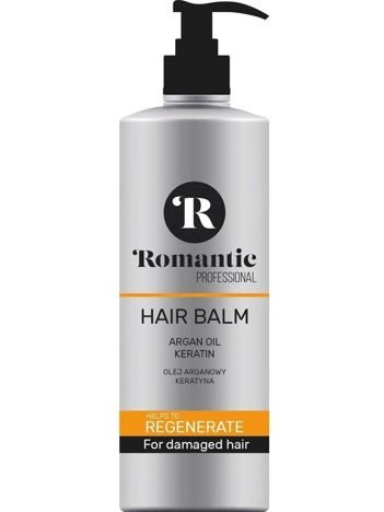 Romantic Professional Balsam do włosów Regenerate  850 ml