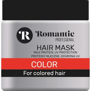 Romantic Professional Maska do włosów Color  500 ml