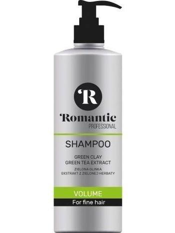 Romantic Professional Szampon do włosów Volume  850 ml