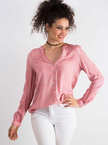 Różowa bluzka Galore