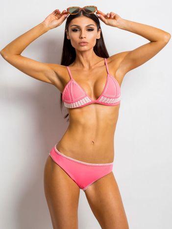Różowe bikini Pudding