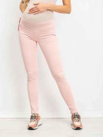 Różowe jeansy Crush