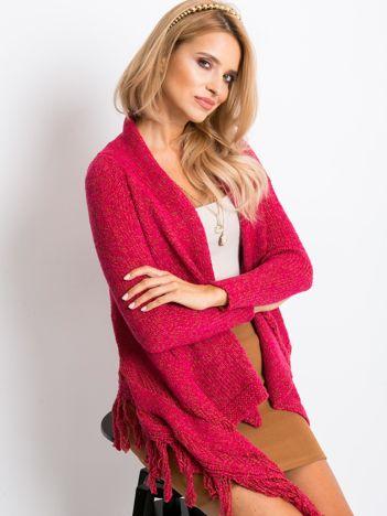 Różowy sweter Villa