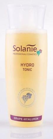SOLANIE Profesjonalny tonik nawilżający z kwasem hialuronowym i winogronami 150 ml