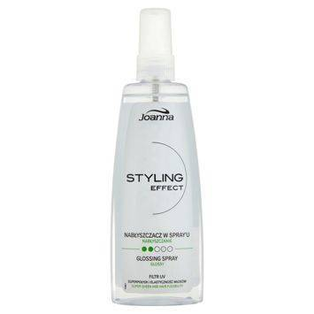 STYLING effect  Nabłyszczacz w spray'u do włosów 150ml