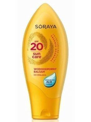 Soraya Sun Care Balsam do opalania SPF 20 wodoodporny 150 ml
