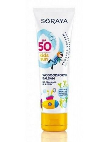 Soraya Sun Care Balsam do opalania dla dzieci SPF 50  100 ml