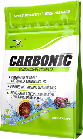 Sport Definition - Carbonic - Double grape 1000g