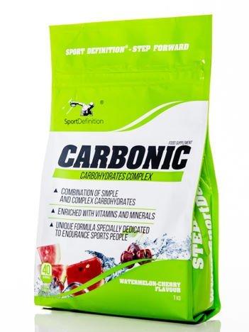 Sport Definition - Odżywka węglowodanowa Carbonic - 1000g Watermelon