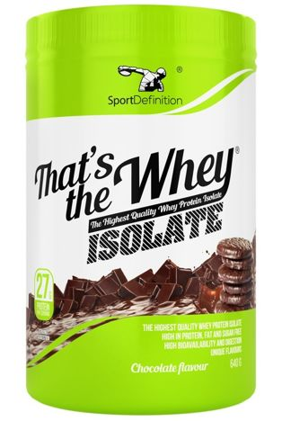 Sport Definition - That's the Whey 640g