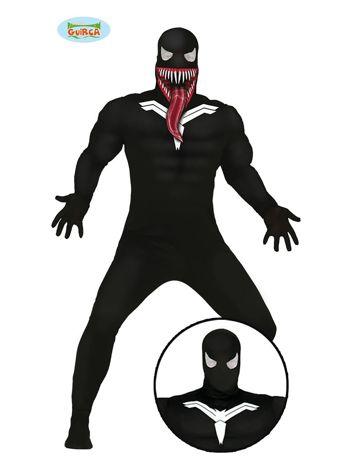 Strój karnawałowy Mroczny Superbohater