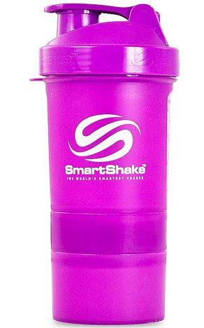 Suplementy diety Smartshake 400 ml fiolet