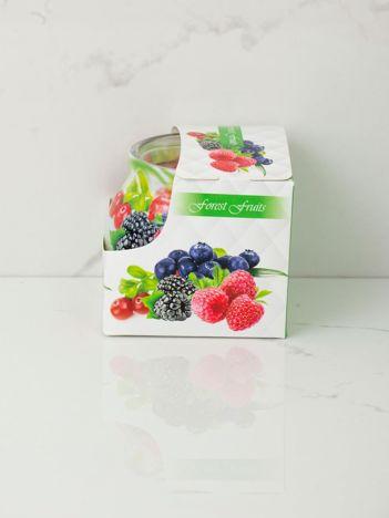 Świeca o zapachu owoców leśnych