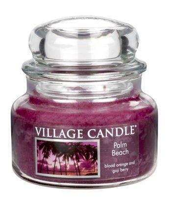 Świeca zapachowa Village Candle 270 gr - Palm Beach