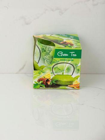 Świeca zapachowa Zielona Herbata