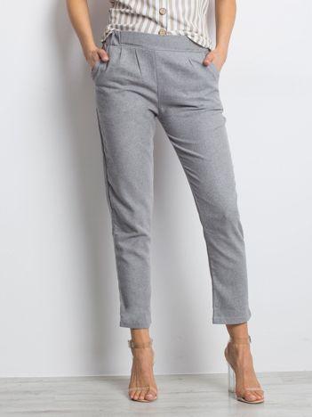 Szare spodnie Entirely