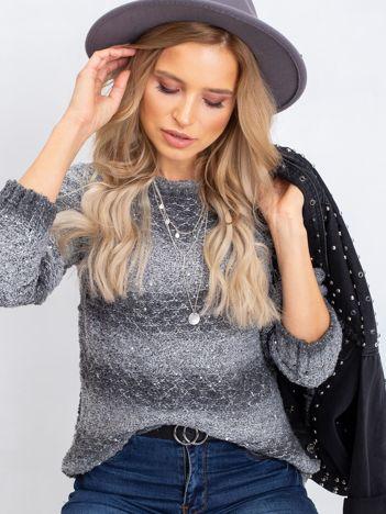 Szary sweter Agatha