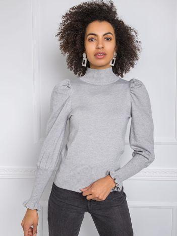 Szary sweter Rebecca