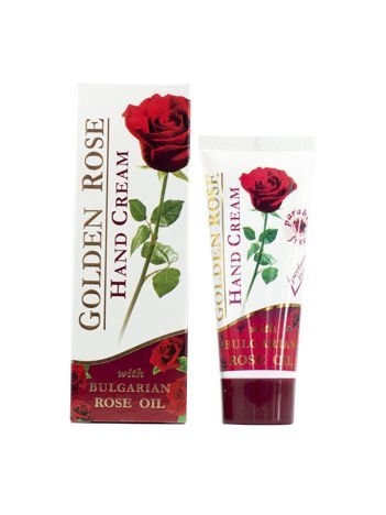 THE ROSE Krem do rąk Golden Rose 75 ml