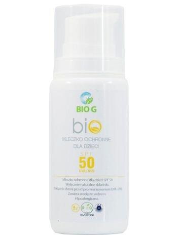 THE ROSE Mleczko do opalania 50+ BioG 100 ml