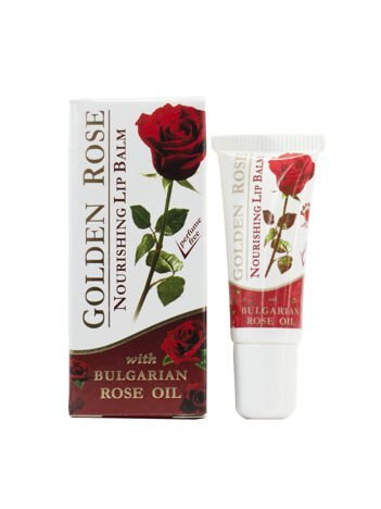 THE ROSE Odżywczy balsam do ust Golden Rose 5 ml